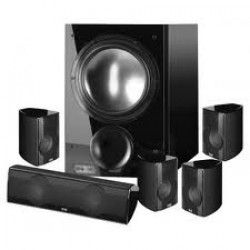 ELAC CINEMA XL SET Black Gloss