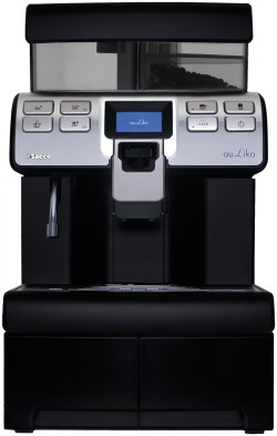 Saeco Aulika Top High Speed Cappuccino (HSC) Black