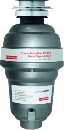 Franke TP-125 Turbo Plus