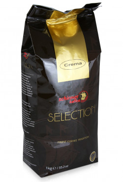 Schirmer Kaffee Selection Crema 1 кг, в зернах