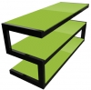 NorStone Design Esse Glossy black and green glass